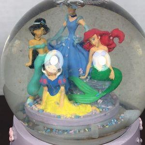 Disney Other - Disney Princesses Musical Snow Globe